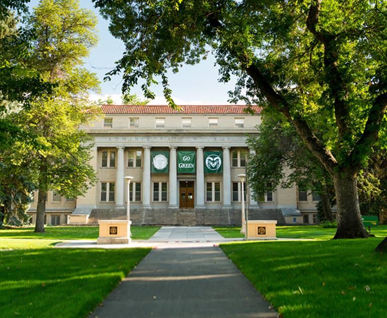 มหาวิทยาลัยรัฐบาล  Colorado State University
