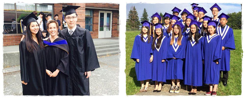 เรียนมัธยมแคนาดา Delta school District