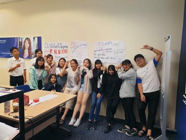 รีวิวเรียนต่อสิงคโปร์ Kaplan ประสบการณ์เรียนต่อสิงคโปร์