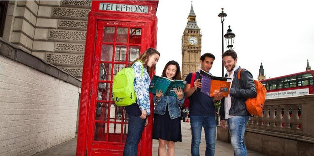 เรียนภาษาที่ลอนดอน ประเทศอังกฤษ กับ  International House london (IH)
