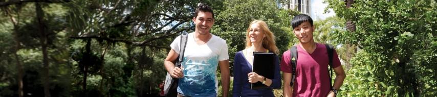 โปรโมชั่นเรียนภาษาอังกฤษ ที่โอ๊คแลนด์  Language International    นิวซีแลนด์