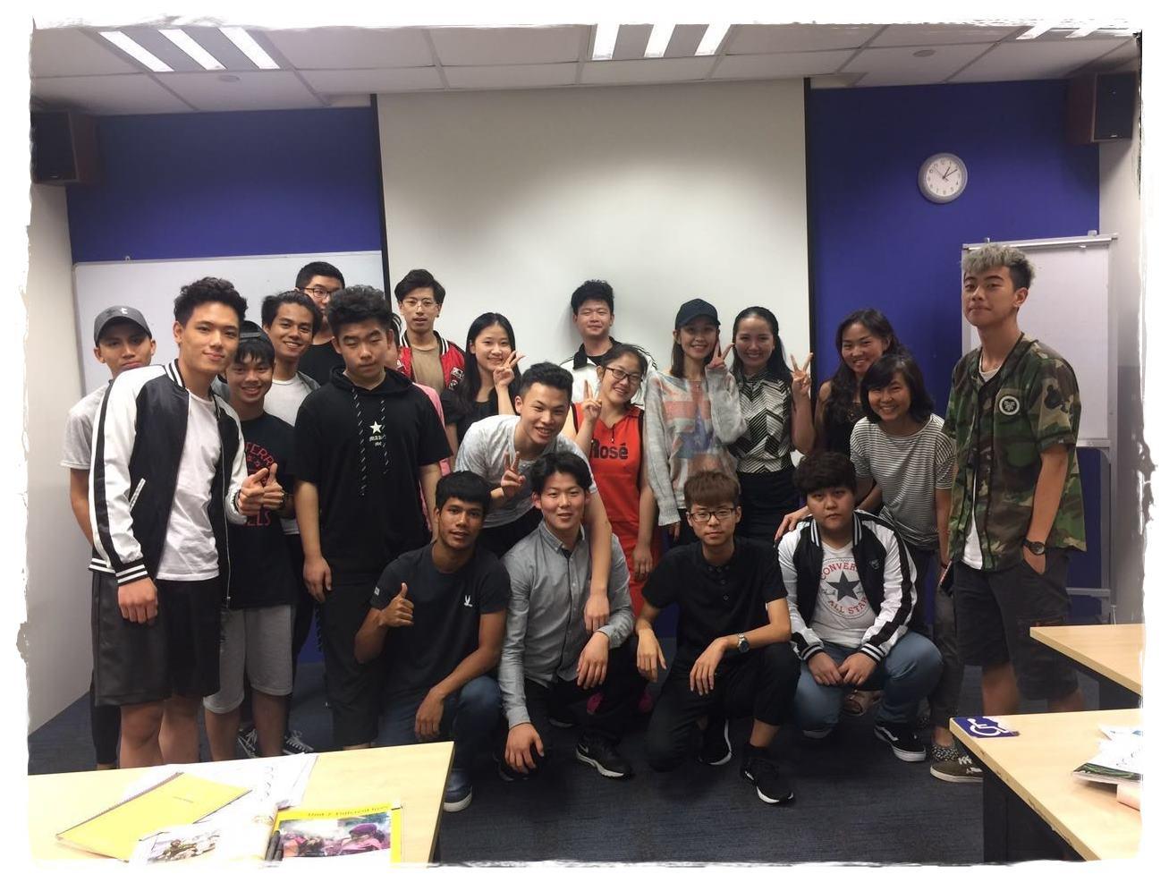 ประสบการณ์เรียนต่อสิงคโปร์ Kaplan