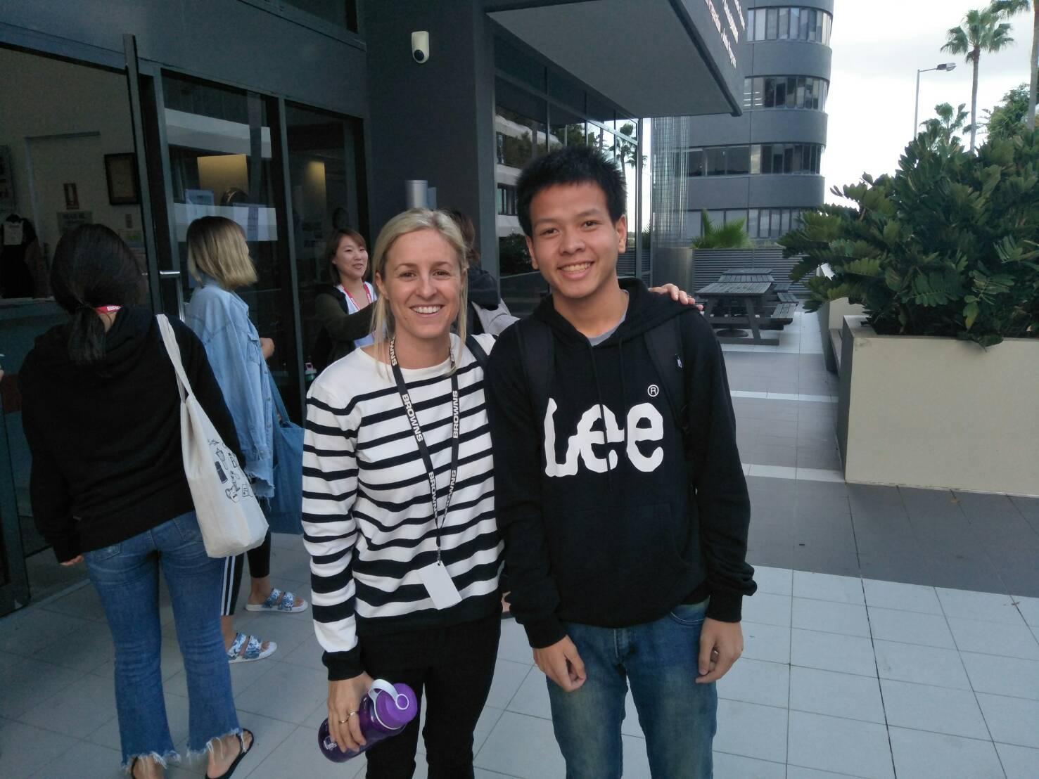 รีวิวเรียนภาษาอังกฤษที่  Gold Coast  ออสเตรเลีย