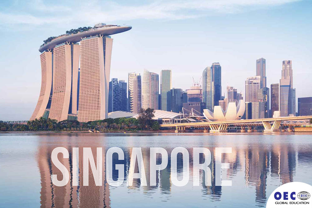 ข้อมูล เรียนต่อสิงคโปร์  Singapore