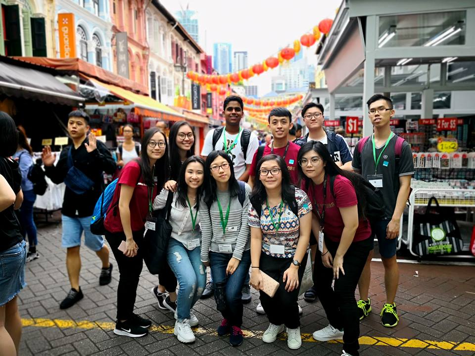 SIM University Singapore มหาวิทยาลัย SIM สิงคโปร์ SIM Global Education