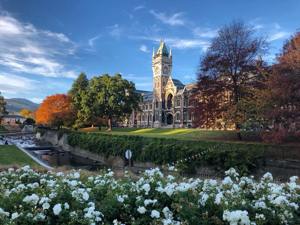 University of Otago นิวซีแลนด์