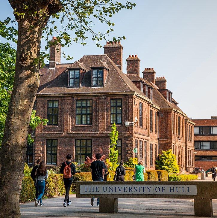 University Of Hull   มหาวิทยาลัยฮัลล์ ประเทศอังกฤษ